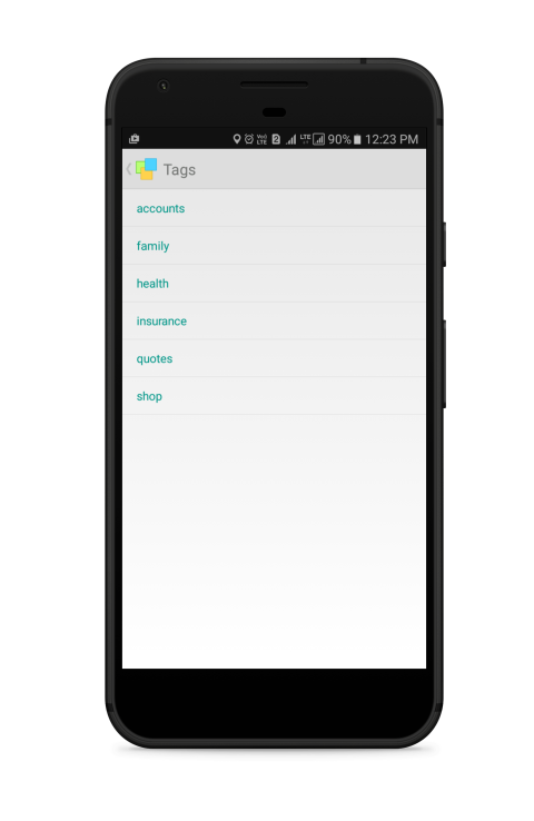 Android_Tags