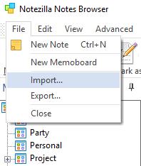 Imprt & export