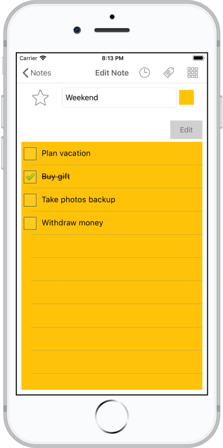 Screenshot_iPhone_Checklist